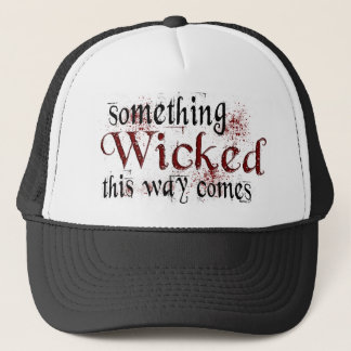 何か悪賢い帽子 キャップ