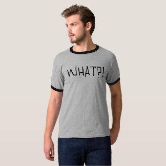 何か。! Tシャツ