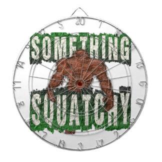 何かSquatchy ダーツボード