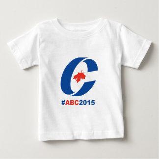 何でもしかし保守主義者2015年 ベビーTシャツ