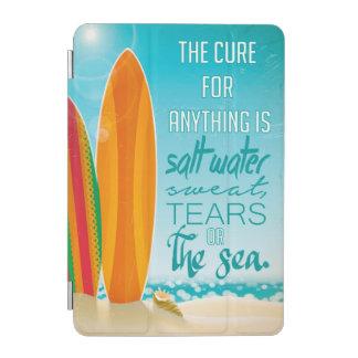 何でものための治療は塩水です iPad MINIカバー