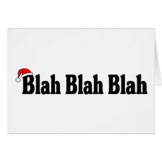 何とかかんとかクリスマス カード
