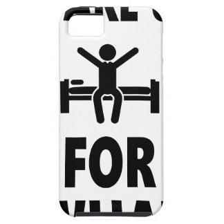 何のために目覚めて下さい iPhone SE/5/5s ケース