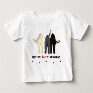 何もアフガニスタン人を接合しません ベビーTシャツ
