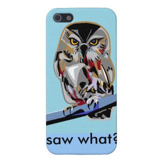 何を見ましたか。 iPhone 5 CASE