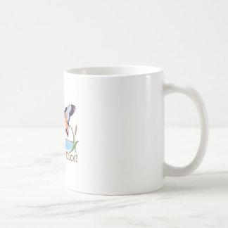 何アヒルか。 コーヒーマグカップ