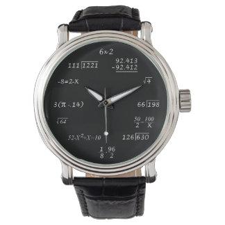 何時にそれはありますか。 腕時計