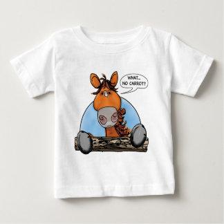 何…  にんじん無しか。 ベビーTシャツ