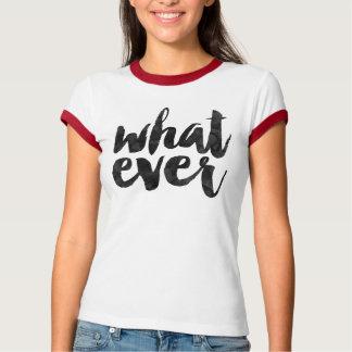 何 Tシャツ