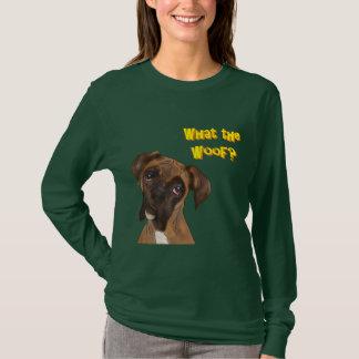 何Woofか。 Tシャツ