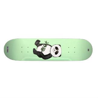 余りにかわいいパンダくま スケートボード