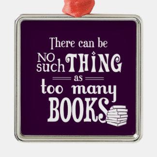 余りにも多くの本のような事はない場合もあります メタルオーナメント