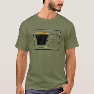 余りにカフェインのTシャツ Tシャツ