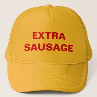余分ソーセージのトラック運転手の帽子 キャップ