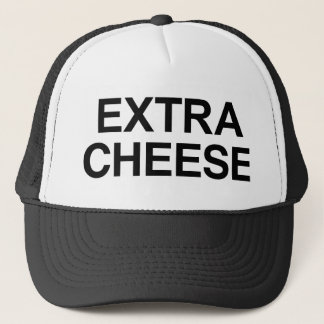 余分チーズトラック運転手の帽子 キャップ
