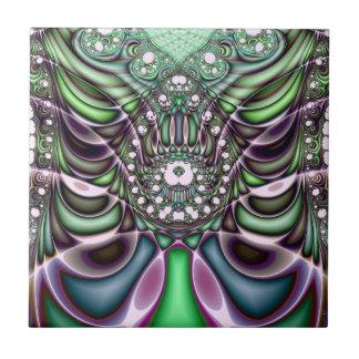余分次元の波動Vの7セラミックタイル タイル