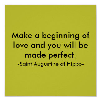 作って下さい愛およびあなたの始めをw… -カスタマイズ ポスター