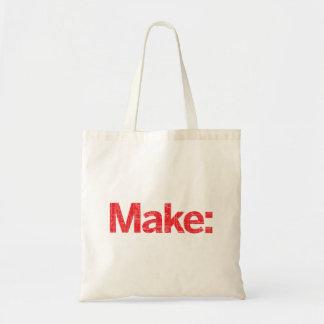 作って下さい トートバッグ