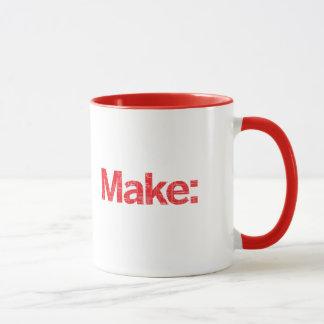 作って下さい マグカップ
