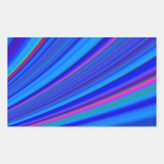 作り直されたスライド 長方形シール