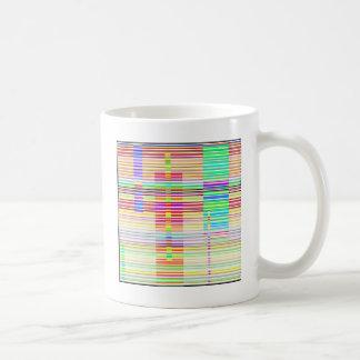 作り直された都市景色 コーヒーマグカップ