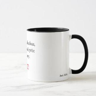 作家のインスピレーションのコーヒー・マグ マグカップ