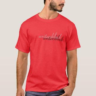 作家のブロック Tシャツ