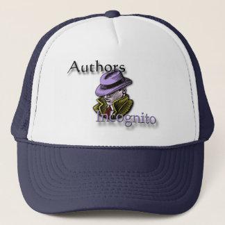 作家のIncognito帽子 キャップ