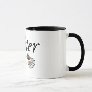 作家ジュース マグカップ