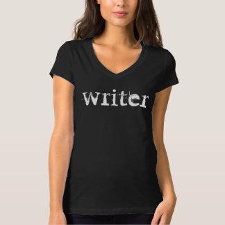 作家-声は私に話しています Tシャツ