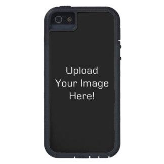 作成あなたの自身のiPhone 5/5Sの堅い極端なケース iPhone SE/5/5s ケース