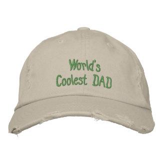 作成して下さい|あなたの|所有するため|父|日|野球|破壊される|帽子 刺繍入り野球キャップ