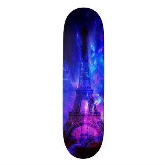 作成の天国のパリのアメジストの夢 スケートボード
