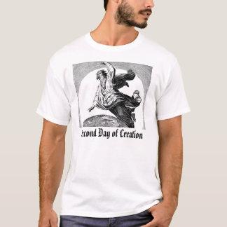 作成の第2日、作成の第2日 Tシャツ
