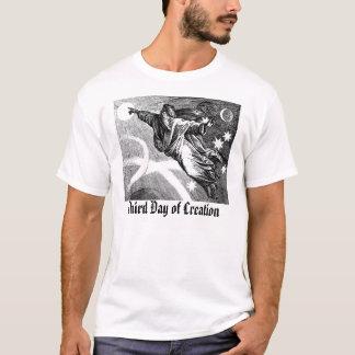 作成の第3日、作成の第3日 Tシャツ