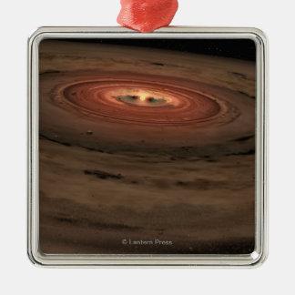 作成の芸術家の概念の小型太陽系 メタルオーナメント