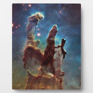 作成のHDRのワシの星雲の柱 フォトプラーク