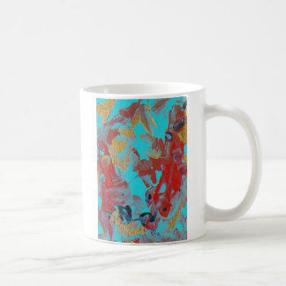 作成 コーヒーマグカップ