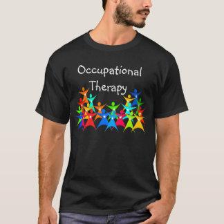 作業療法のカラフルのTシャツ Tシャツ