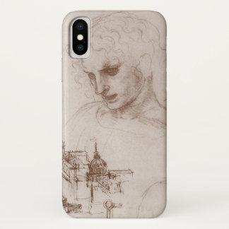 使徒のジャコバスSforzaの城、レオナルド・ダ・ヴィンチ iPhone X ケース