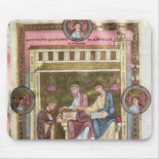 使徒サイモンおよびジュードを持つハインリヒ3世 マウスパッド