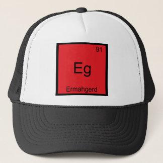 例えば- Ermahgerdのおもしろいなミームの要素化学ティー キャップ