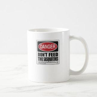 供給のサスカッチは コーヒーマグカップ