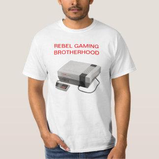 価値反逆の賭博の同業組合のTシャツ Tシャツ