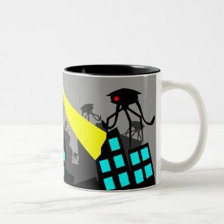 侵入のマグ ツートーンマグカップ