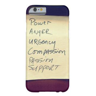 促進の電話カバー BARELY THERE iPhone 6 ケース