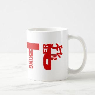 促進者のマグ コーヒーマグカップ