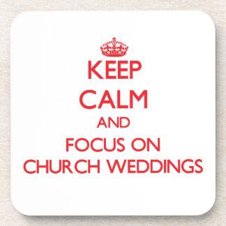 保って下さい 平静 焦点 教会 結婚式