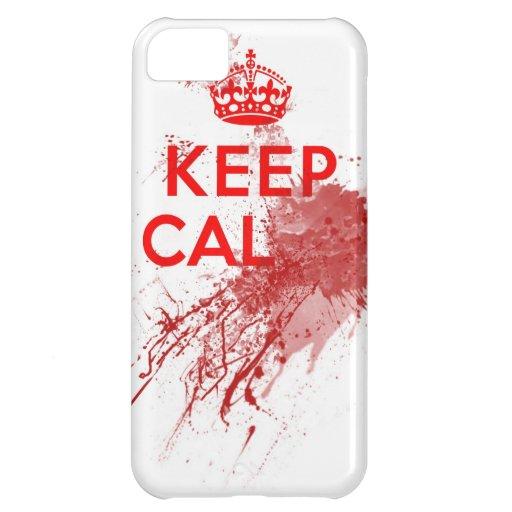 保って下さい|平静|血|ゾンビ iPhone5C
