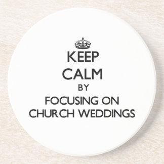 保って下さい 平静 集中 教会 結婚式
